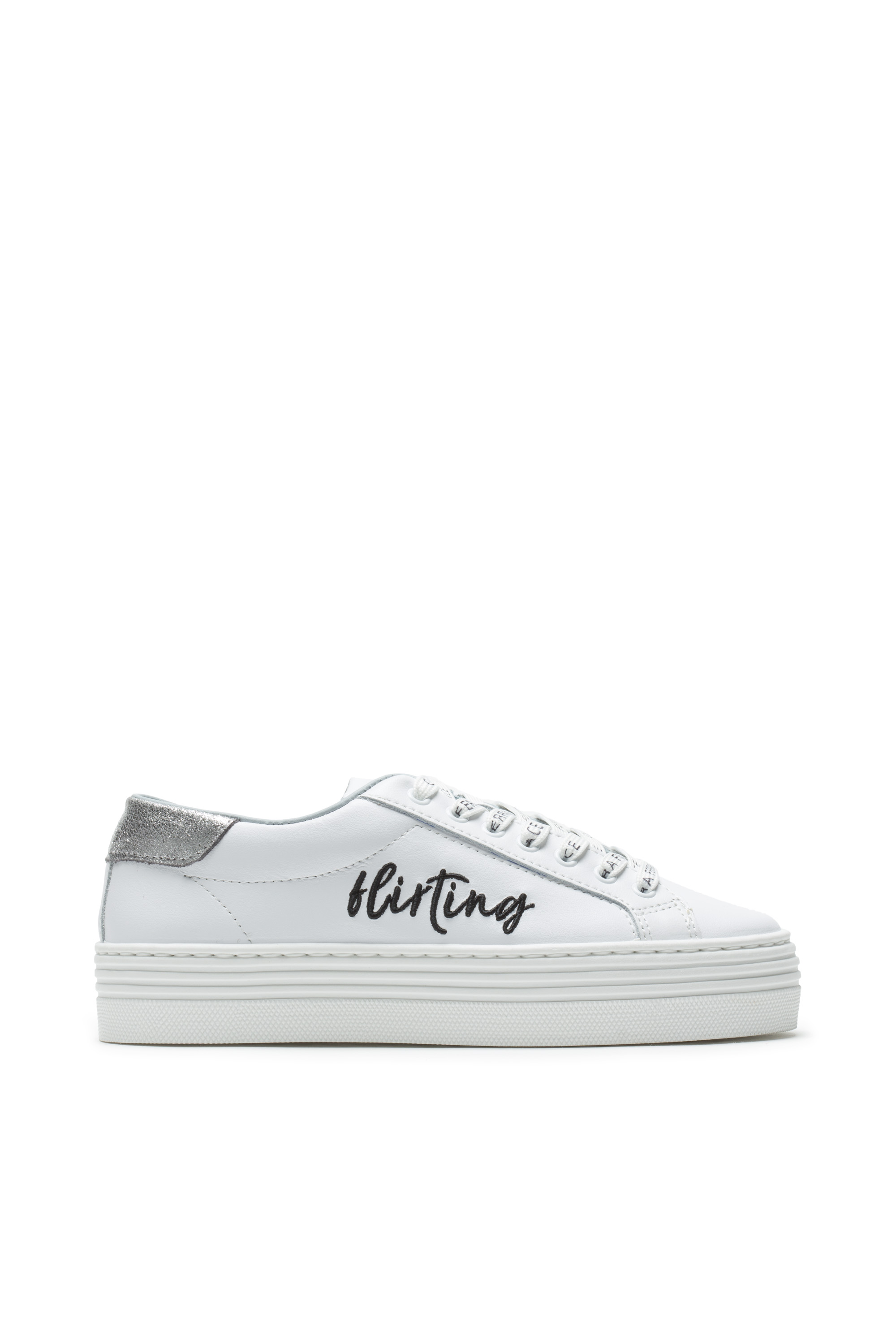 separation shoes 7209f 5fadd Sneakers CHIARA FERRAGNI CF1920-AWHITE