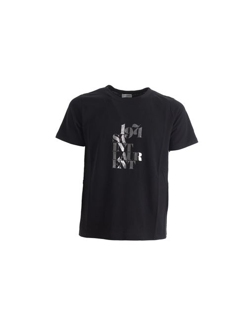 SAINT LAURENT - T-shirt