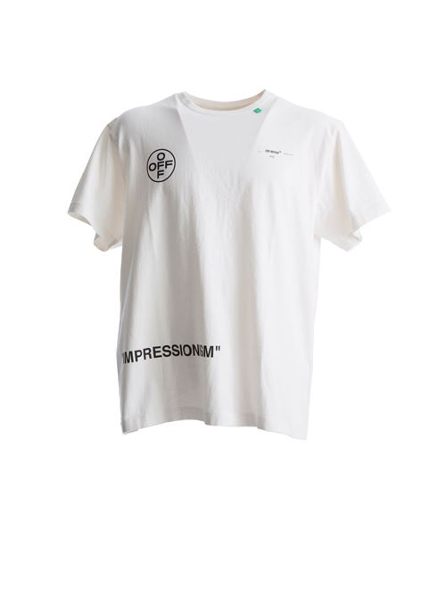 OFF WHITE - T-shirt