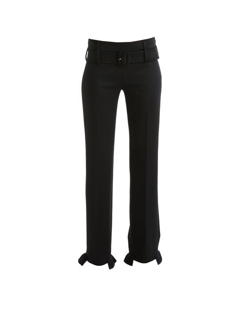 PRADA - Trousers and leggins